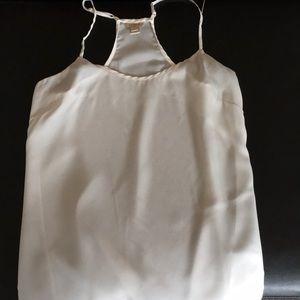J. Crew cream colored camisole